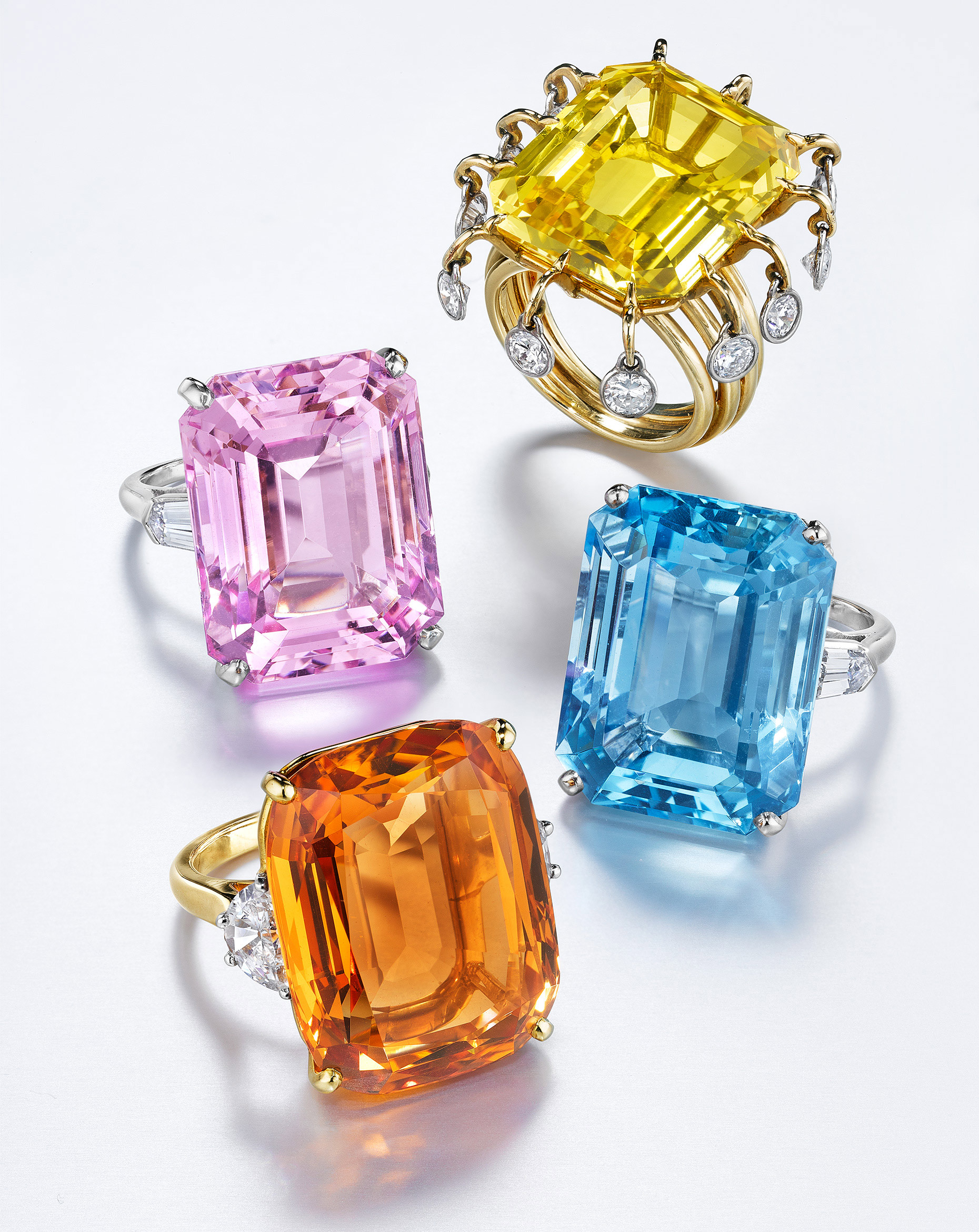 Jewelry Couture Cartier Rings