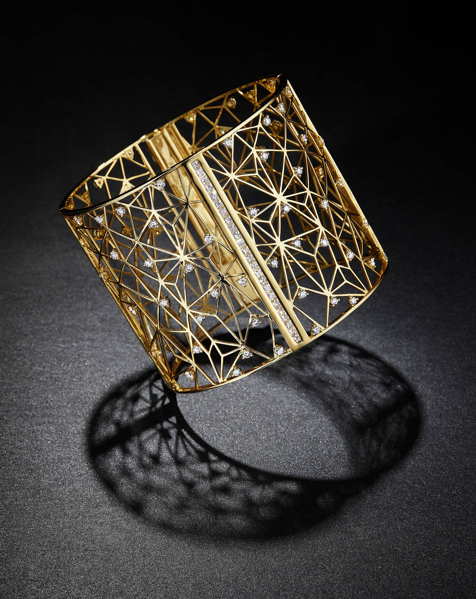 Jewelry Couture Hueb Cuff