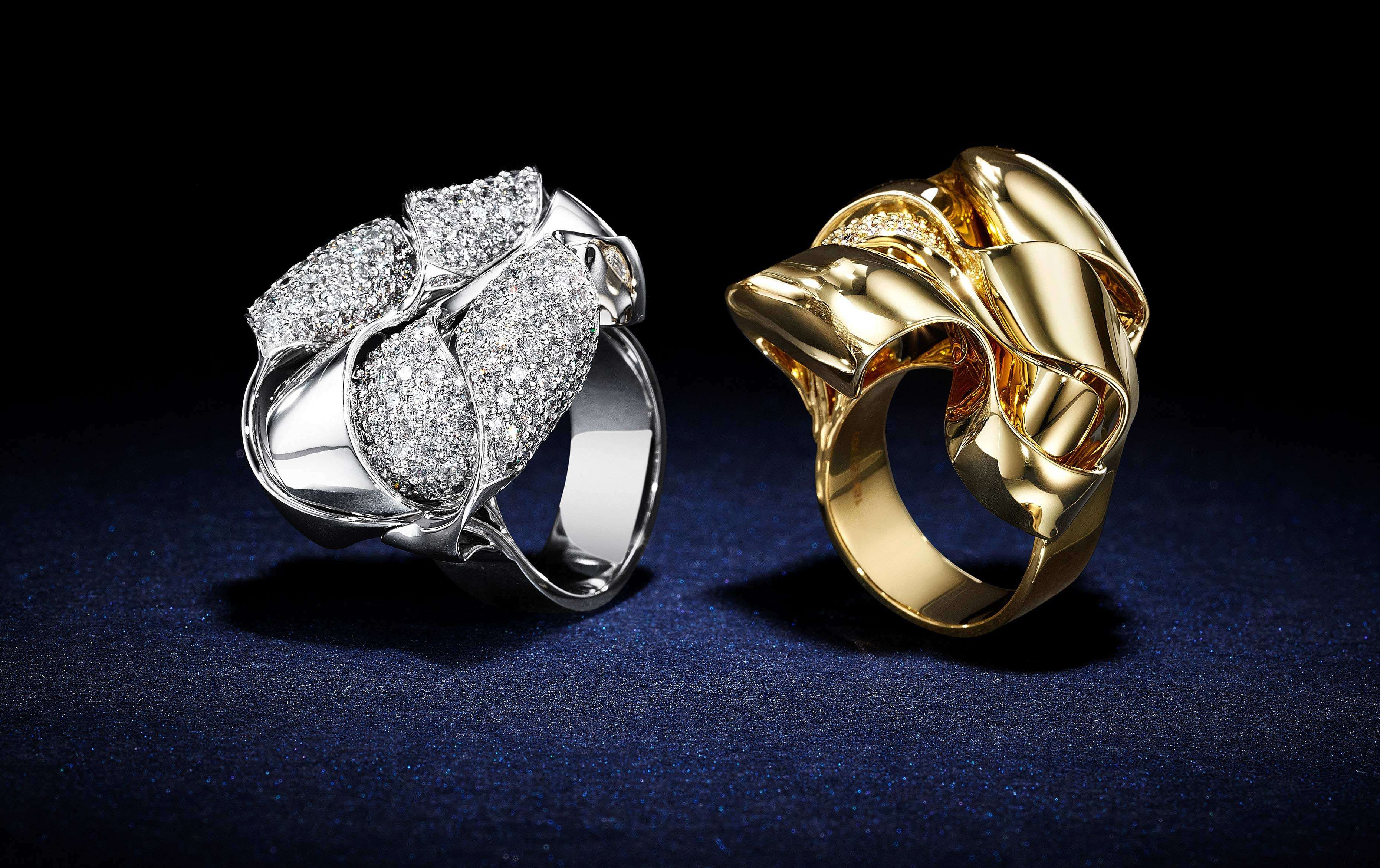 Jewelry Couture Hueb Rings