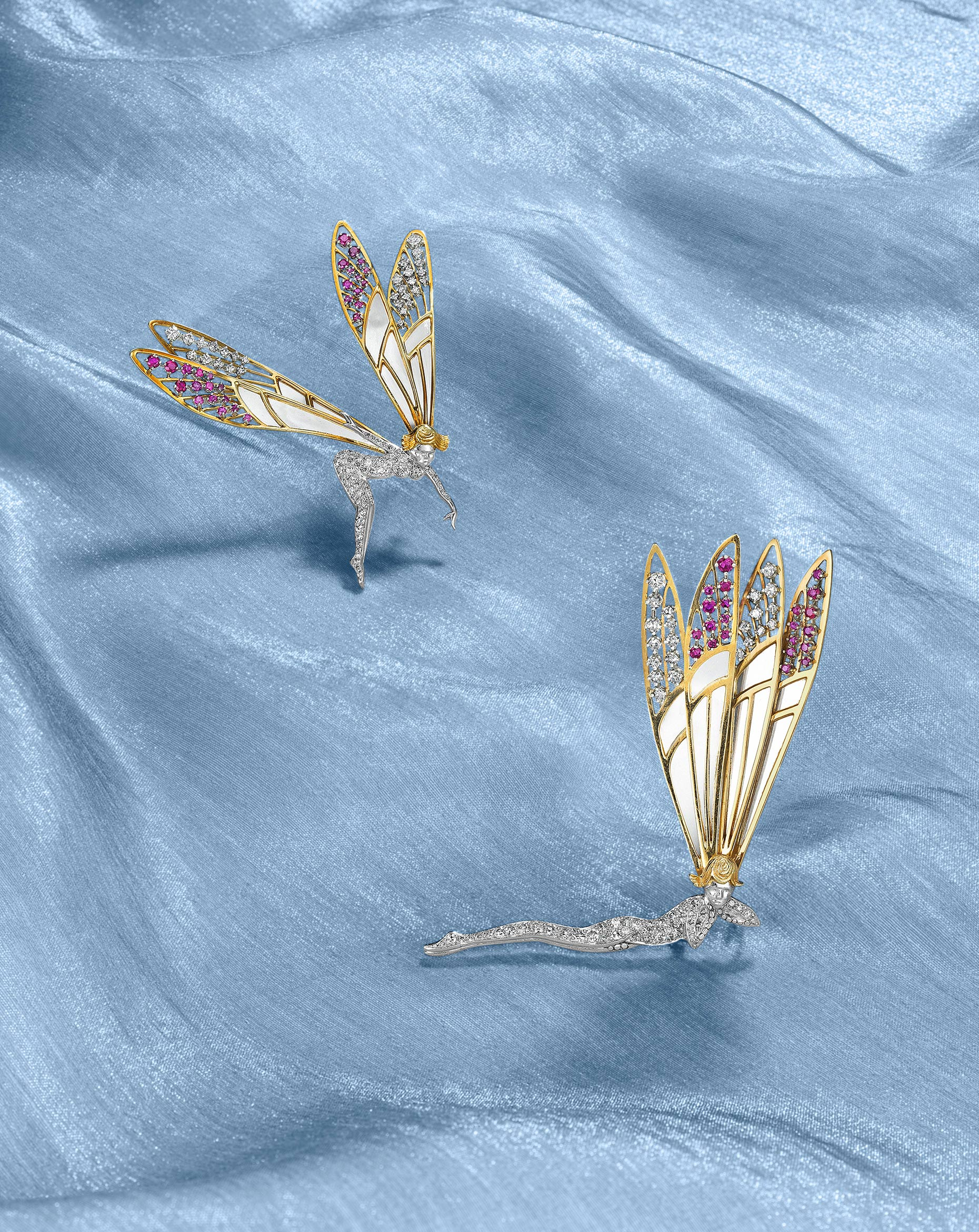Jewelry Van Cleef Butterflies