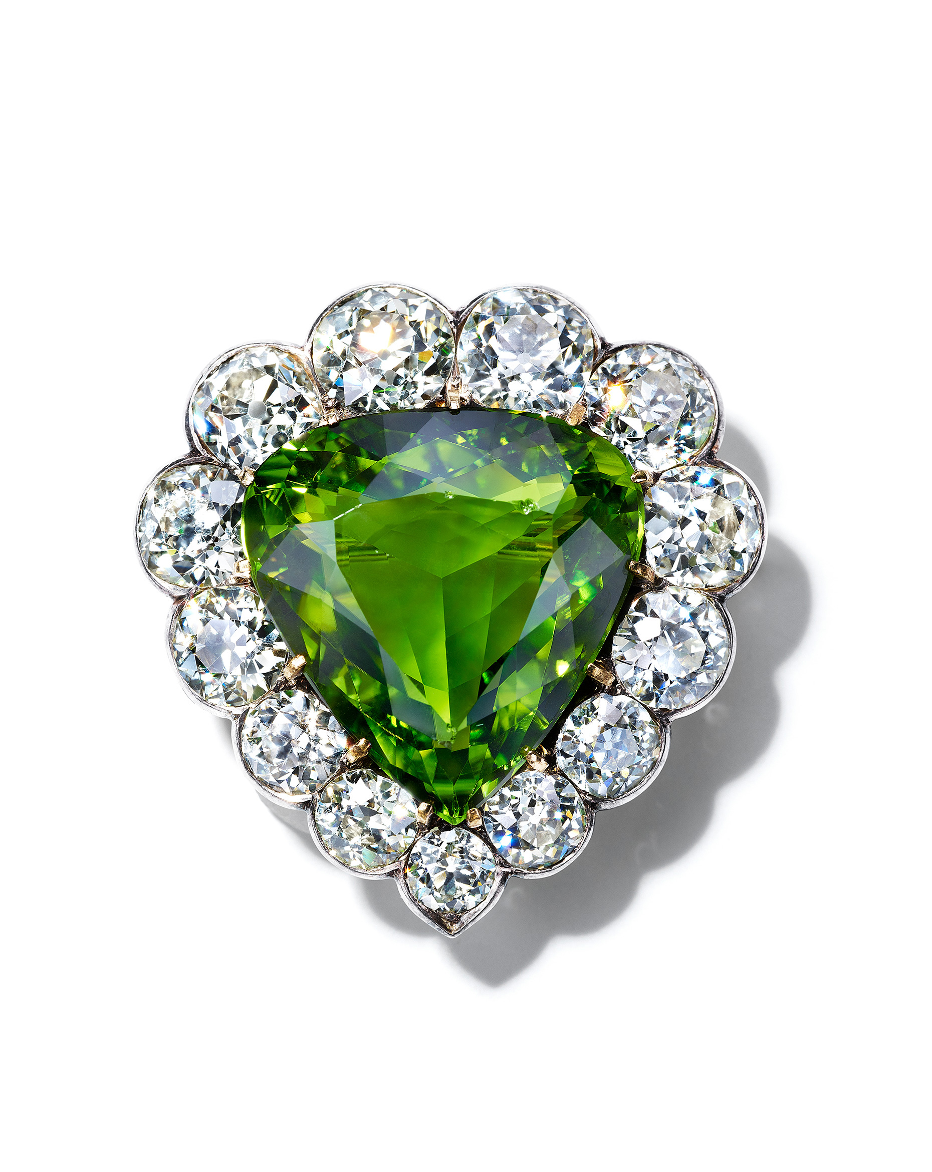 GreenDiamondPendant