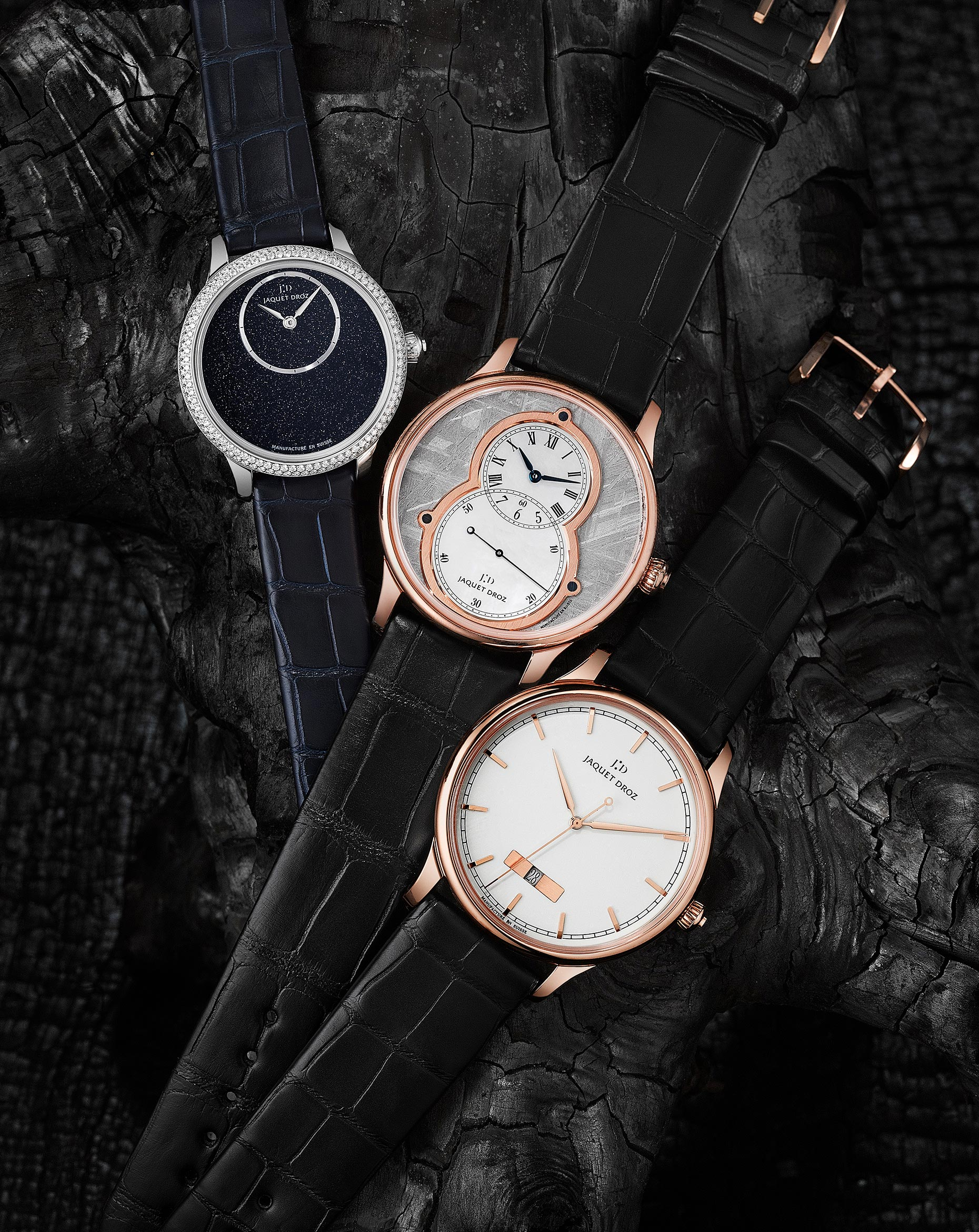 Watch Jaquet Droz