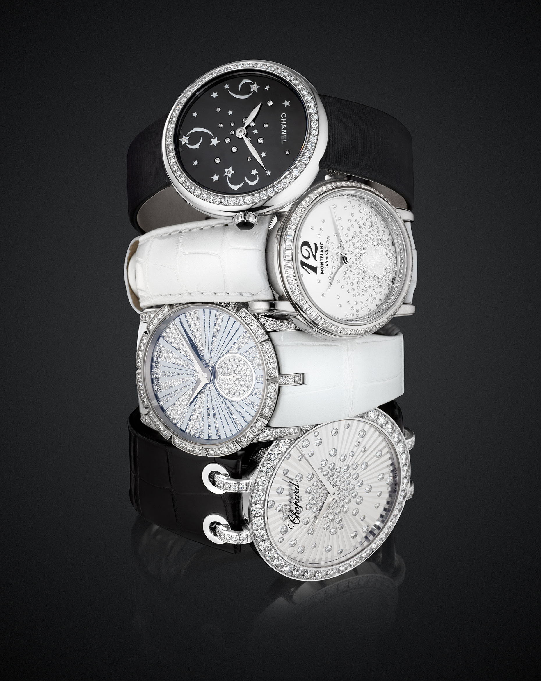 ChanelMontblancChopardWatches