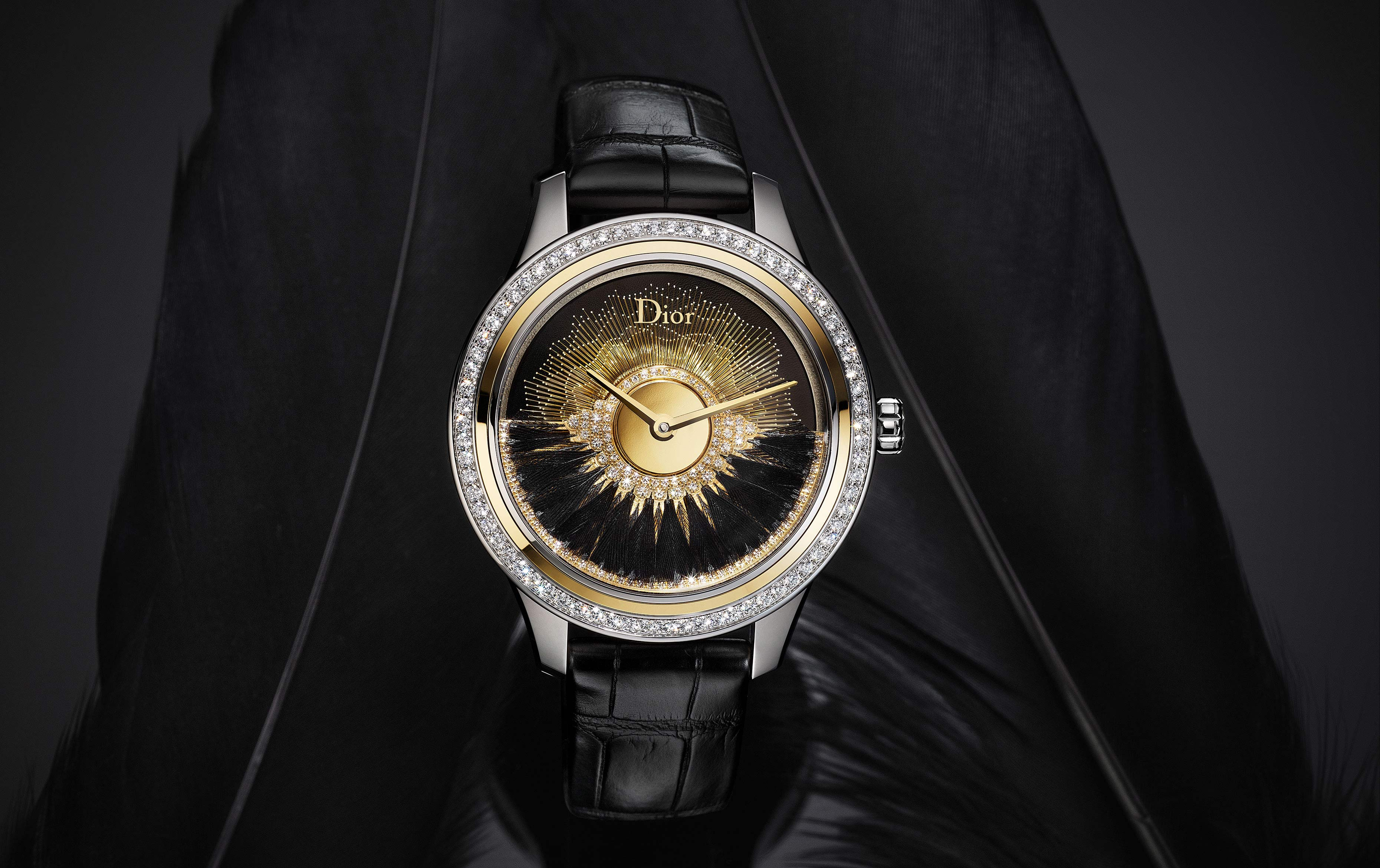 Watch Feather Dior Ball